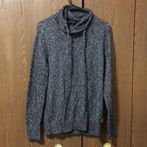 Express Men's Funnel Neck sweater